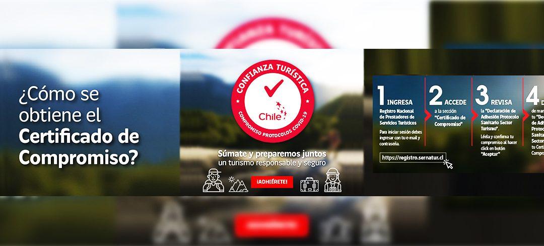 Certificado «Confianza Turística»