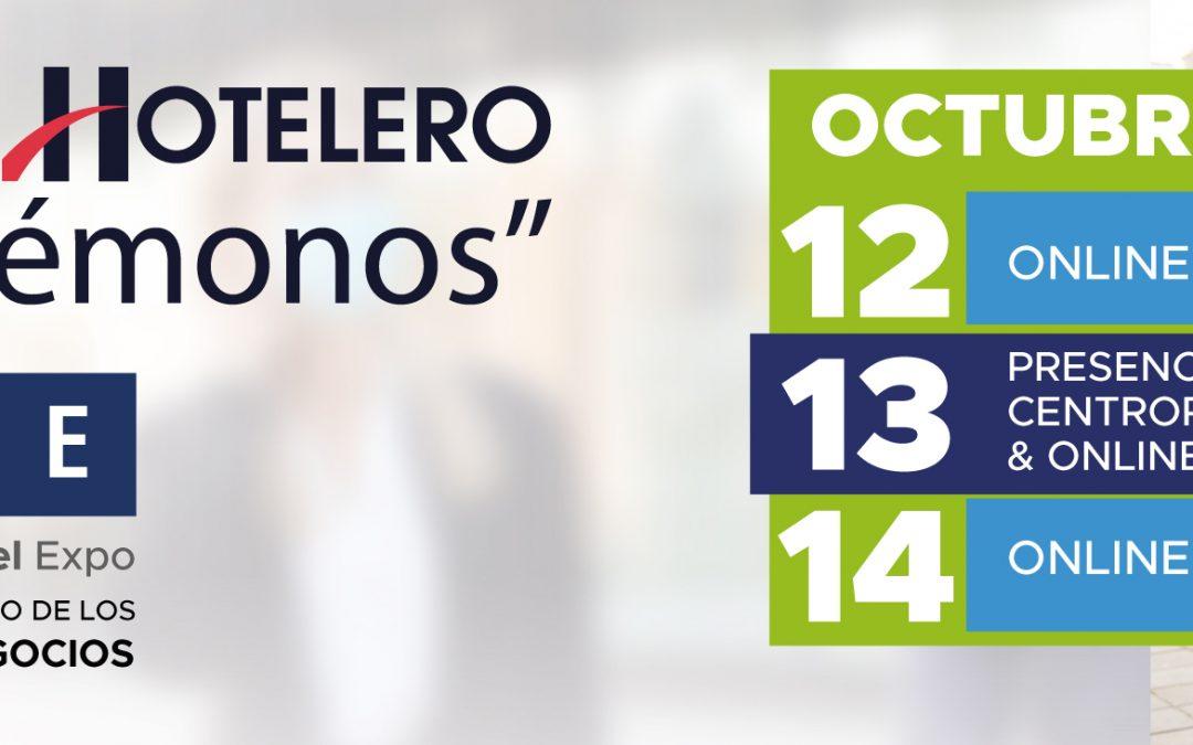 XII CONGRESO HOTELERO «ENCONTRÉMONOS» en BTE 2021
